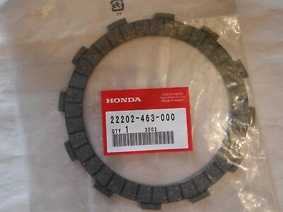 80 - 83 Honda GL1100 Goldwing Interstate Clutch Friction Disk,  22202-463-000