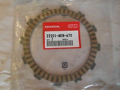 04 - 17 Honda CRF450RX Clutch Friction Disk,  22201-MEN-670