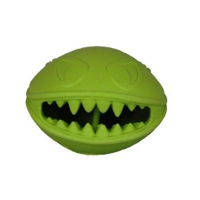 """Jolly Pets 4"""" Monster Mouth Green Toy Play Non-Toxic Made In The Usa US SELLER"""