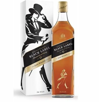 NEW Johnnie Walker LIMITED EDITION Jane Walker  750ml FREE SHIPPING ONLY USA !!!