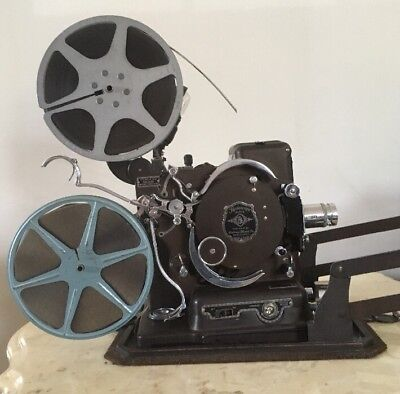 Kodascope Model B 16mm Silent Movie Projector - Partially Tested - Rare!