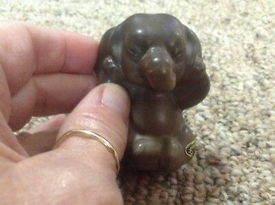 Vintage Josef Originals Figurines - Little elephant with his hands over his ears