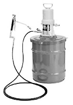 GRACO 246911 Mini Fire-Ball 225, 50:1 Grease Pump Stationary Pail Dispenser
