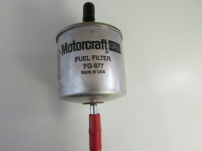 new nos ford motorcraft oem fuel filter fg-877