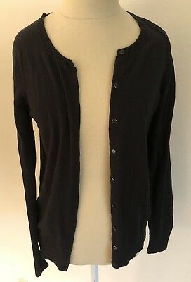 Old Navy Black Maternity Cardigan Size XS
