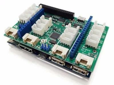 Development Boards & Kits - AVR 96Boards Sensors Mezzanine