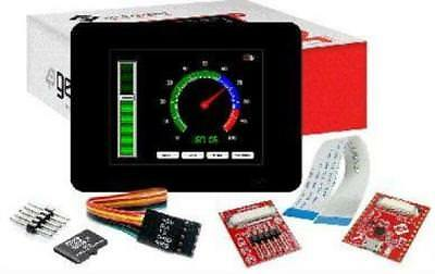 Display Development Tools Starter Kit for gen4-uLCD-32DCT-CLB