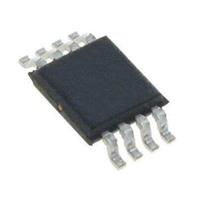 Operational Amplifiers - Op Amps 2.7V 800uA 80Mhz RRIO Dual