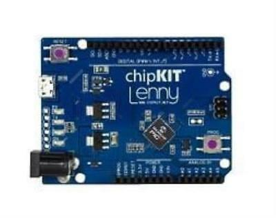 Development Boards & Kits - PIC / DSPIC chipKIT Lenny Development Board