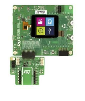 Development Boards & Kits - ARM Discovery kit with STM32F723IE MCU