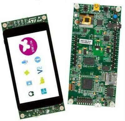 Development Boards & Kits - ARM Discovery kit with STM32F469NI MCU