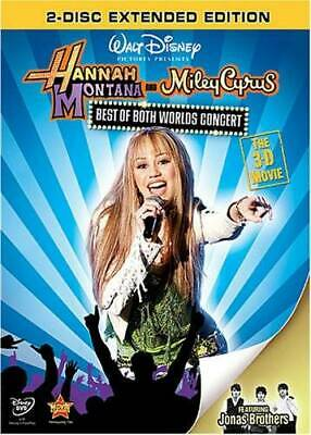Hannah Montana and Miley Cyrus: Best of Both Worlds Concert: The 3-D Movie: Exte