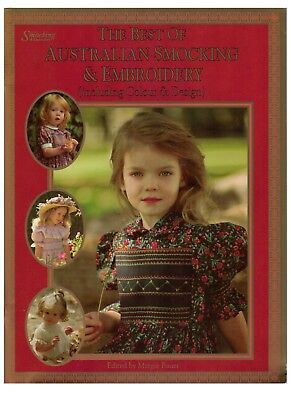 The Best of Australian Smocking & Embroidery (including Colour & Design)