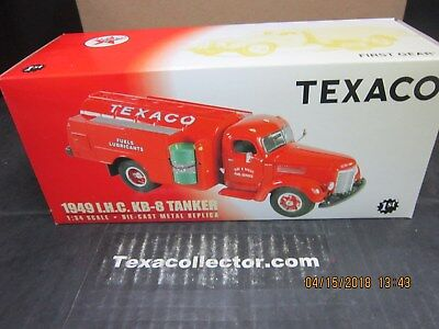 First Gear Texaco Toy Gas Tanker Smith Texaco