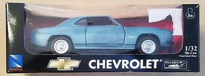 New Ray Chevrolet 1969 Camaro Z28 1/32 GM City Cruiser Collection! New!