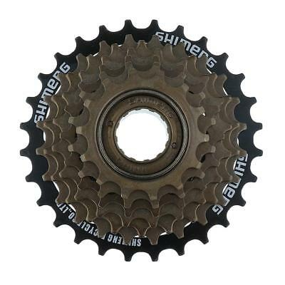7-Speed Tourney Bicycle Cycling Freewheel 14-28T Replacement Accessories