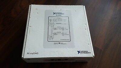 National Instruments (NI) MyDAQ - Excellent Condition