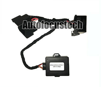 NTG4/NTG4.5/NTG4.7 TV Free Video In Motion For Benz W212 W204 C/E/ML Class