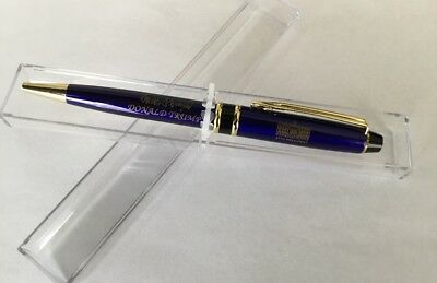 Pens are arranged in an array for U.S. President Barack Obama to sign the  Caregivers and