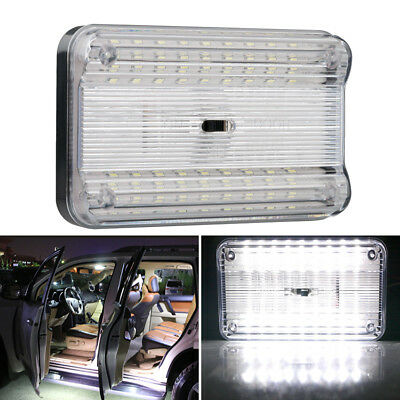 Car caravan camping 36 LED Indoor Roof Ceiling Interior Lamp Dome Light DC 12V