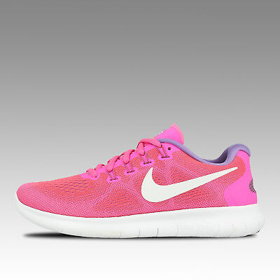 separation shoes e8779 a1e9a Nike Free RN 2017 Gr.38,5 pink Schuhe Lauf running run Neu Fitness