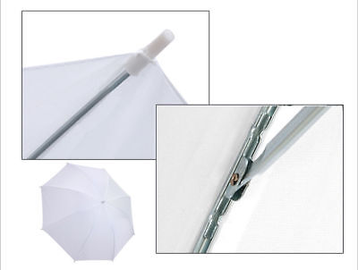 "33"" Photography Umbrella Soft 84cm Flash Speedlite Shoot Lighting Translucent"