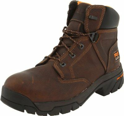 Timberland PRO Mens Helix 6-in Non-WP Steel Toe Work Boot- Select SZ/Color.