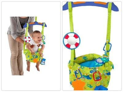 a92c85b7e BABY DOOR JUMPER Activity Bouncer Doorway Swing Toddler Infant Seat ...
