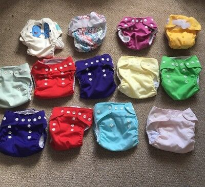 Reusable Nappy Covers ONLY - smartipants & various designs. Birth-Potty :)