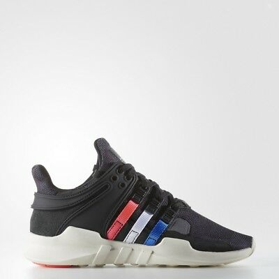 reputable site 31349 d8f7e adidas EQT Support ADV Juniours Trainer Running Shoe Size 4.5 - 6 Black RRP  £80
