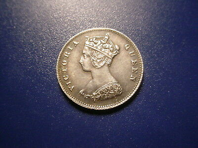 Hong Kong - Silver - 1868 10-Cents In Excellent Condition
