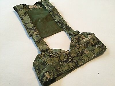 Eagle Industries Aor2 H-Harness Chest Rig Light-Weight Molle Navy Seal Devgru