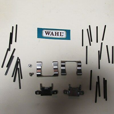 Clipper Blade Parts Socket, Tension Spring, Blade Screws, Blade Guide-Oster-Wahl
