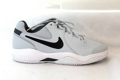 a5997076803 Nike Women s Air Zoom Resistance Tennis Court Shoes Pale Grey Gray MSRP   100 NEW