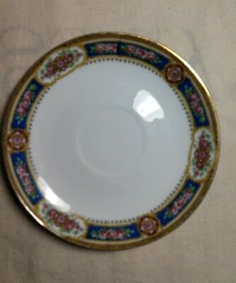"French China - Limoges Vintage Plate 5 "" 3/4"