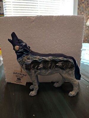 """Westland Call of the Wolf """"Night Hunters"""" 2011 New w/tags and box"""