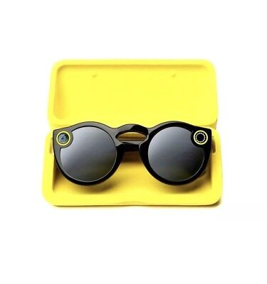 BRAND NEW Snap Snapchat Spectacles Glasses FACTORY SEALED Black