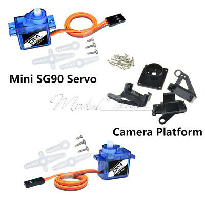 SG90 9G Micro Servo Motor RC Robot Arm Helicopter Airplane Remote Control MT