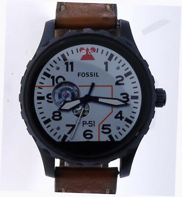 Fossil Smartwatch - Q Founder Touchscreen Digital Ref.: Dw2A Inkl. Box + Kabel