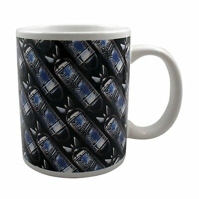 System Of A Down Bomb Band Logo Boxed Coffee Gift Mug Official Fan Merchandise
