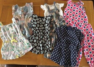 Girls Summer Clothes Bundle Next , Marks & Spencer Girls Age 3-4