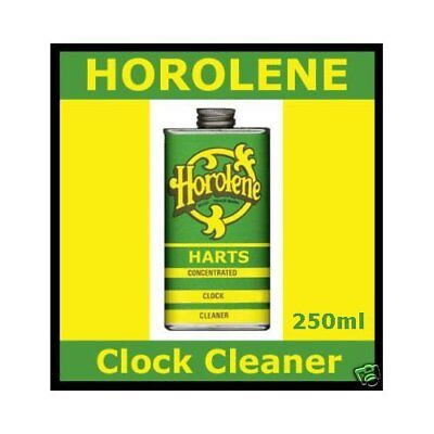 Horolene Clock Cleaning Concentrated Fluid 250ml