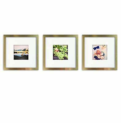 9-SET, TINY MIGHTY Frames - Natural Wood, Square, Instagram, Photo ...