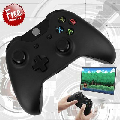 New 2.4GHz White Wireless Remote Controller Gamepad for Xbox One Console OY