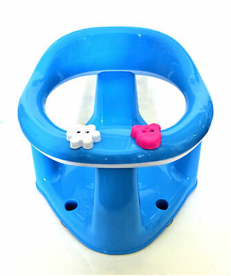 3 in 1 Baby Infant Toddler Kids Bathing Bath Dining Play Support Seat Chair Blue