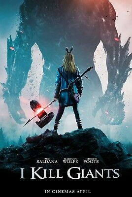 I Kill Giants Poster 61x91 cm