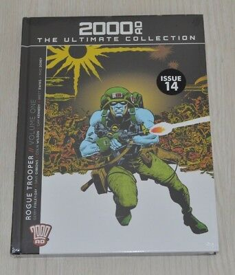 Graphic Novel 2000AD Ultimate Collection ROGUE TROOPER - VOL ONE ISSUE 14