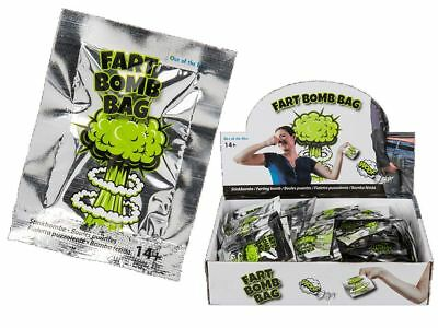 Fart bomb Bags Really stink bombs Fun Boom Party Bag Filler Jokes Pranks