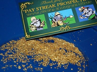 Rich Gold Paydirt Unsearched Placer Gold Concentrate Nugget Flakes Pan Pay Dirt