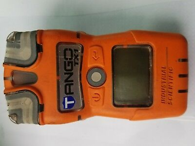 Industrial Scientific Tango Tx1 Gas Detector New Battery Unlocked Tested Works